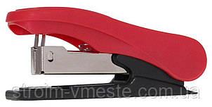 Степлер канцелярский 4OFFICE 4-317 №24/6 44 мм 20 л красный