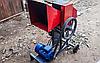 Веткоруб садовий подрібнювач дров гілок і обрізі електричний двигун РЕ 50 Подрібнювач гілок,Дробарка вет, фото 4