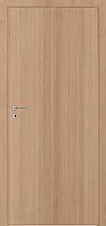Межкомнатная дверь цвета БУК с коробкой 100 без наличников Porta Minimax Польша