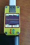 Оригинал от RIDEN ! Многофункциональный USB тестер RUIDENG  UM34 без Bluetooth , USB 3.0 осциллограф, фото 6