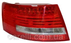 Ліхтар задній для Audi A6 седан '05 - лівий (DEPO) Led