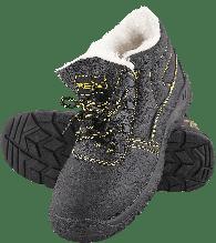 Зимняя рабочая обувь BRYES-TO-OB без металлического носка, польского производства. REISКод: BRYES-TO-OB