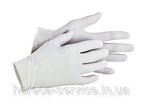 Перчатки латексные опудренные размер L 50 пар