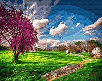 Картина по номерам 40х50 см Brushme Времена года: весна (GX 34761), фото 1