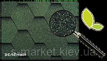Бітумна черепиця RUFLEX МINT Sota Зелений, 3м2