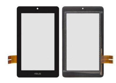 Touch screen Asus ME172V MeMO Pad with frame black, фото 2