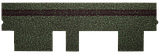 Битумная черепица RUFLEX Runa Тайга, 3м2, фото 5