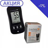 Акционный набор! Глюкометр CareSens N + тест-полоски 50шт, Корея (I-SENS (Корея)), фото 1