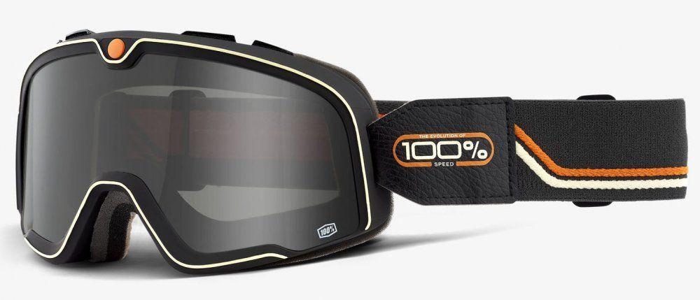 Мотоочки 100% Barstow Goggle Team Speed - Smoke Lens, Colored Lens