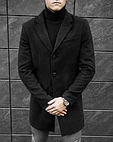 Пальто мужское классическое Coat V2 кашемировое | Пальто весеннее осеннее демисезонное ЛЮКС качества