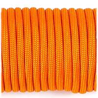 Паракорд 550 Type III orange yellow #044