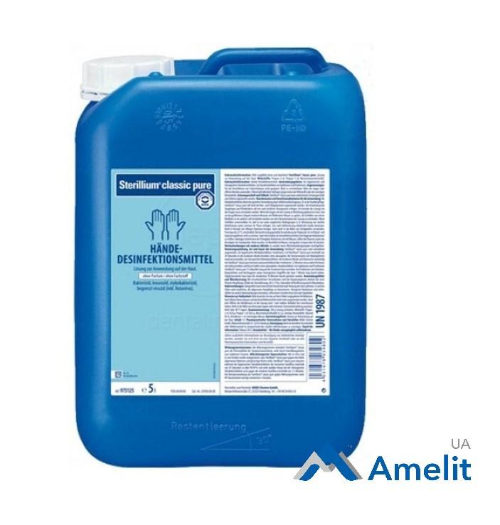 Стериллиум классик пур, средство для дезинфекции рук, канистра (Bode Chemie), 5 л