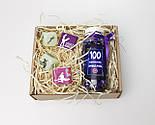 """Набор для взрослых """"Позы любви и 100 наших желаний"""" - 100 пикантных заданий, кубики с позами, шоколад камасута, фото 4"""