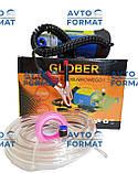 Насос вакуумной откачки масла Glober 4l/min  100w  12v, фото 6