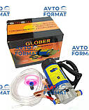 Насос вакуумной откачки масла Glober 4l/min  100w  12v, фото 4