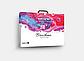 Картина по номерам 40х50 см Brushme Дама с фиолетовым пионом (GX 37546), фото 2
