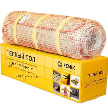 4,8м2 нагрівальний мат 870Вт In-Therm ECO (Чехія) для теплої підлоги 0,5 х 9,6 м