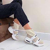 Високі спортивні кроссовки, фото 3