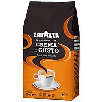 Кава в зернах Lavazza Crema e Gusto Tradizione Italiana 1 кг