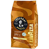 Кофе в зернах Lavazza Tierra Brasile 100% Arabica Balanced 1 кг