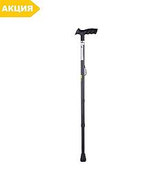 Трость, палочка для ходьбы с Т-образной ручкой B2050AA (тросточка опорная)