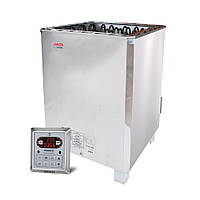 Электрокаменка Amazon SAM-B12 12 кВт с выносным пультом CON6