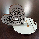 """Подставка под телефон """"Сердечко"""" и ➕ Подарочная коробка, фото 2"""