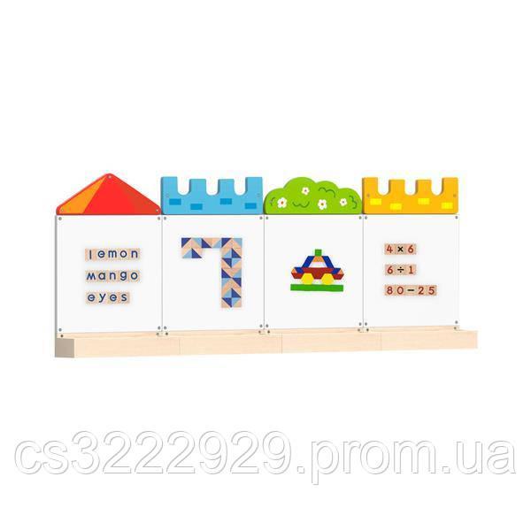Набор магнитных досок Viga Toys №5 (50775FSC)