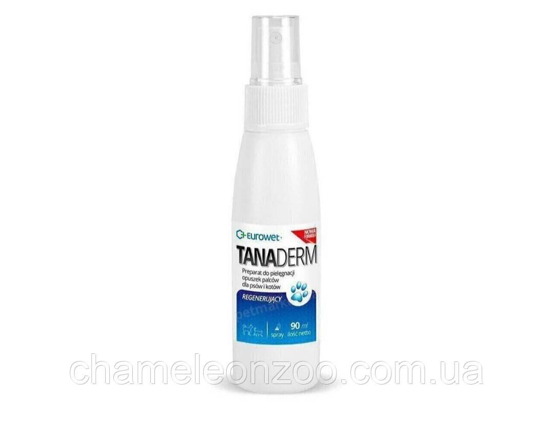 Танадерм TANADERM - спрей для подушечок лап собак і кішок - 90 мл