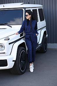 Женский спортивный костюм Louis Vuitton Blue