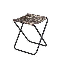 """Туристический складной стул """"Рыбак Эконом"""" d16 мм (расцветка камуфляж)"""