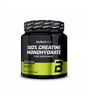 Креатин моногидрат - Biotech USA 100% Creatine Monohydrate / 300 g
