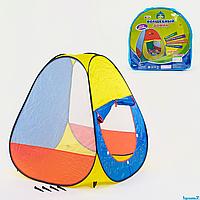 """Игровая детская палатка-шалаш 3032 """"Волшебный домик"""" (18) """"Play Smart"""" 92х92х105 см, в сумке"""