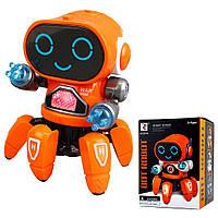 Танцующий робот Pioneer ZR142