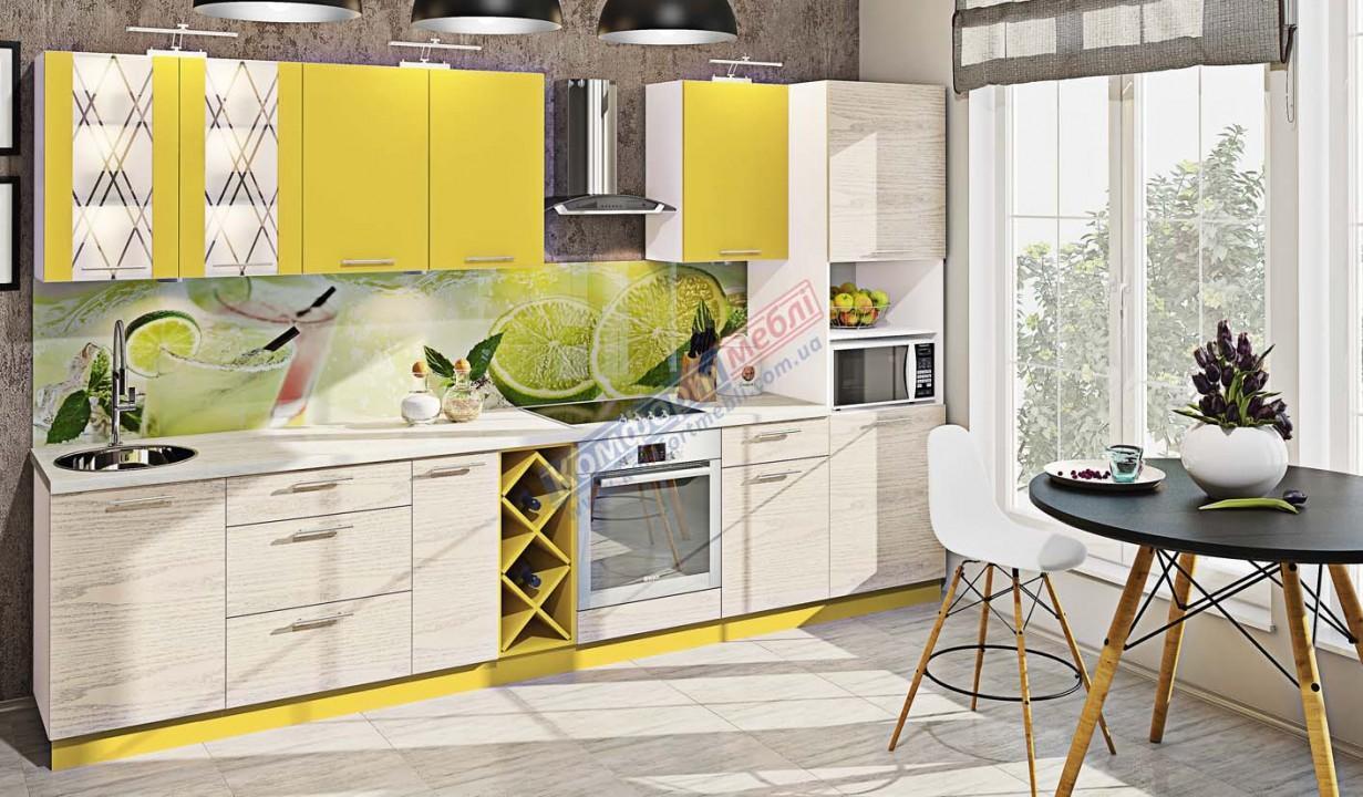 Кухня Эко 18