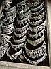 Диадема свадебная тиара для волос БАРБАРА, Весiльна дiадема, весiльна бiжутерiя,  украшения, фото 3