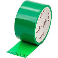 Скотч зелений 48мм*35м, 40мкм Axent (6/72)
