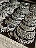Диадема свадебная Тиара корона на голову Белла украшения для волос короны тиары диадемы, фото 7