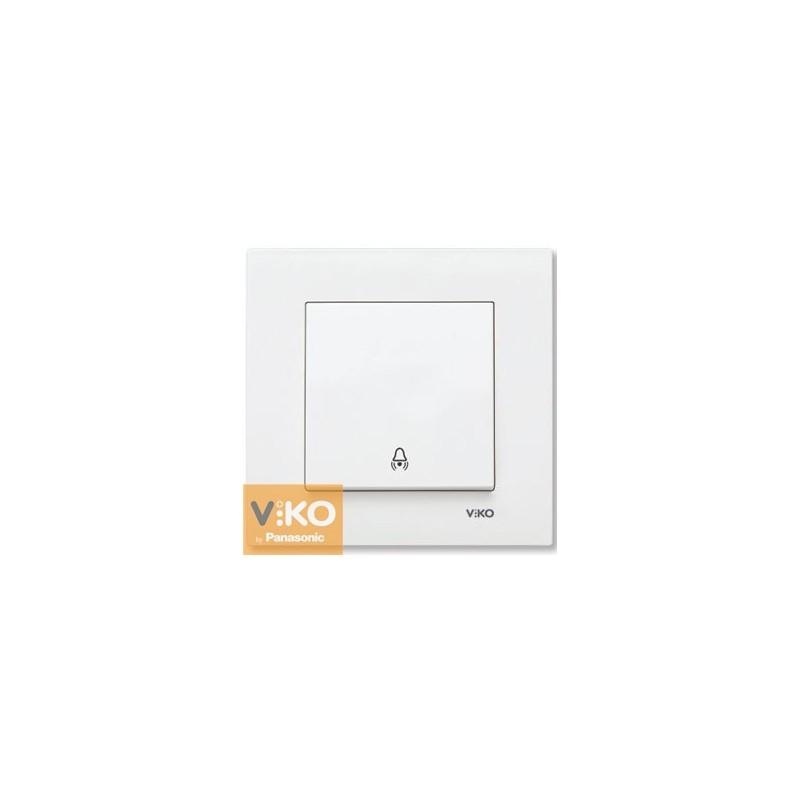 Кнопка звонка VIKO Karre - Белый