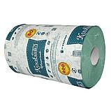 Бумажные полотенца на втулке отрывные 134х215мм, 600 отрывов, фото 2