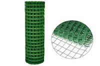 Садовая решетка пластиковая СР-50/1/20м хаки, зеленый