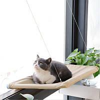 Оконная лежанка для кошек Taotaopets 072202 на присосках подвесная 55*35cm