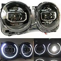 Фари Full LED  Jeep Renegade 2015-2020 + LED DRL SOYAVISION