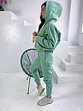 Костюм женский спортивный на флисе 42-44 44-46 рр., фото 4
