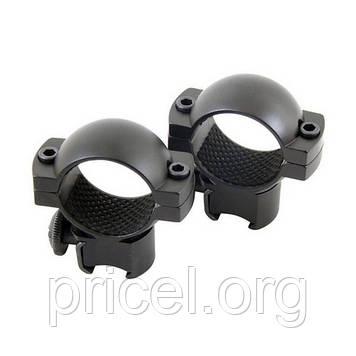 Кольца Hawke Sport Mount 1/9-11mm/Med HM5202 (921690)