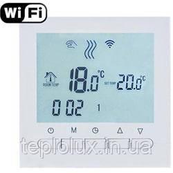 WI-FI. Програмований Терморегулятор з датчиком температури підлоги
