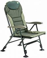 Карповое кресло Mivardi Comfort Quattro до 160 кг (M-CHCOMQ), фото 1