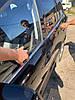 Hyundai Santa Fe 2 2006-2012 гг. Окантовка стекол (6 шт, нерж.)