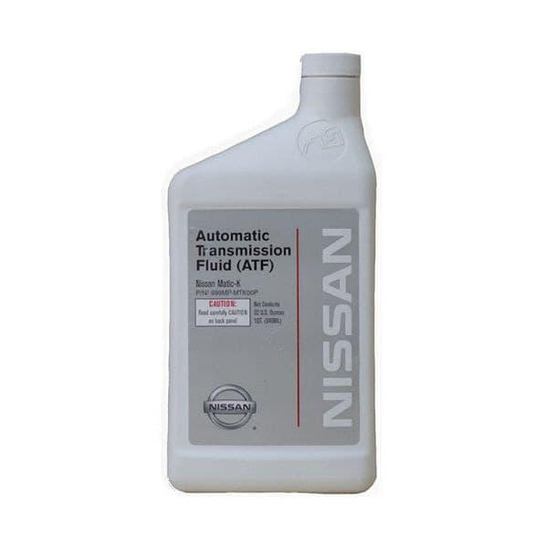 Трансмиссионное масло Nissan Matic Fluid - J  0.946л (999MPMTJ00P)