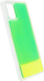 Накладка SA A515 yellow/green Night Sand аквариум